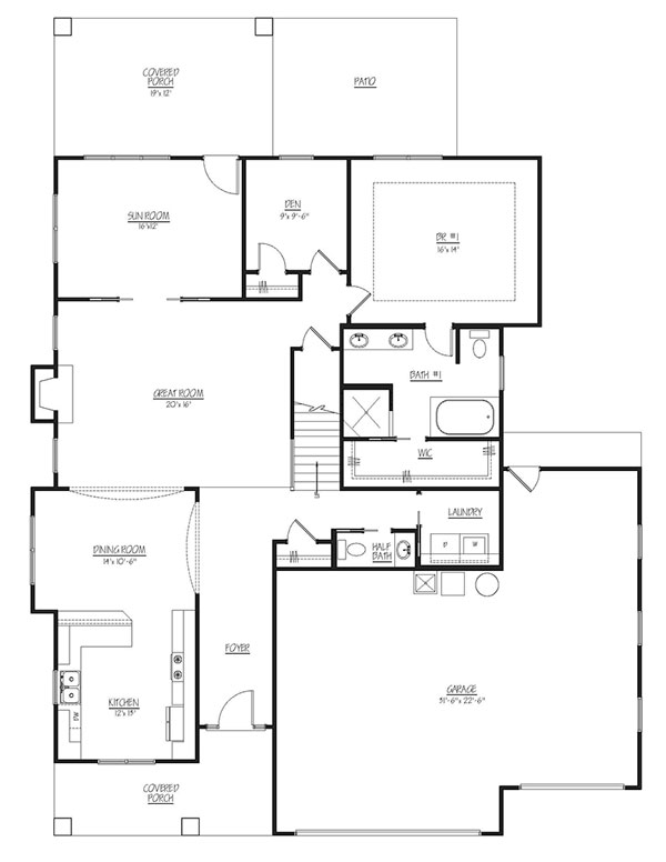 Town Country Home – Majestic Homes Floor Plans