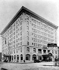 That Same Year Another Grand Old Fort Wayne Hotel Met A Similar Fate The 13 Story Keenan Built In 1923 At Washington And Harrison Was Blasted Into